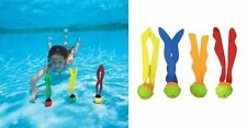 Underwater Dive Balls Weighted Swimming Pool Play Sticks Water Kids Toys