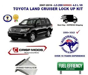 To suit Toyota Landcruiser 200 series- Transmission torque converter lock up kit