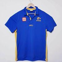 West Coast Eagles Puma Official AFL 2020 Polo Shirt Short Sleeve Mens XL