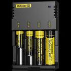 Nitecore i4 Intelligent 26650 18650 16340 14500 AA AAA Universal Battery charger