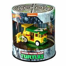 SDCC 2019 Mattel Hot Wheels Teenage Mutant Ninja Turtles Party Wagon New In Box