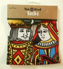 Hallmark Toe of a Kind King and Queen Crew Socks
