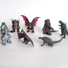 Bandai Capsule Toys Godzilla High Grade HG 3 - Complete set of 8 Pcs. Hedorah