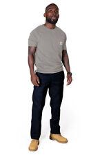 Pantaloni da uomo blu Dickies in poliestere