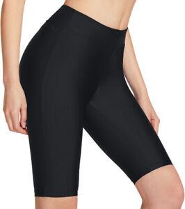 TSLA Women's Swim Shorts, Quick Dry Jammer, Athletic Sport Long Board Shorts