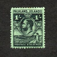 Falkland Islands - SG# 122 MH (rem)    -    Lot 0121019