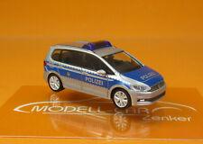 Herpa 094412 VW Touran Polizei Berlin Scale 1 87