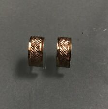 9ct Gold Women's Earrings Stamped