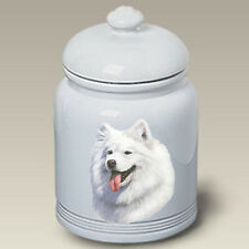 Ceramic Treat Cookie Jar - Samoyed (LP) 45077