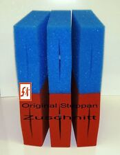 6 x Filterschwamm geschlitzt passend für Oase Biotec 5+10+30  Koi Teichfilter