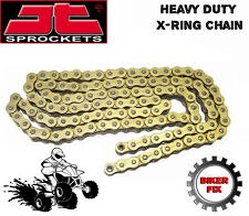 Suzuki LT250 E,EF- F  85 UPRATED X-RING Heavy Duty Chain GOLD