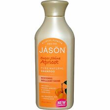 Jason Reparador Natural Albaricoque SUPER BRILLO champú del pelo