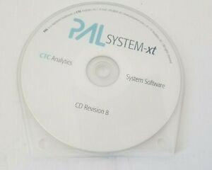CTC Analytics Leap PAL System -XT Software  CD Revision 8 NEW