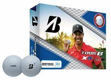 Bridgestone Tour B-Xs Tiger Woods Edition Golf Balls (12pk 2018) Amateur Avg New