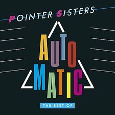 Pointer Sisters - Automatic (Best of) (2017)  2CD  NEW/SEALED  SPEEDYPOST