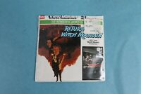 VINTAGE VIEW-MASTER 3D REEL PACKET J25 RETURN FROM WITCH MOUNTAIN SEALED