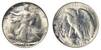 1944-S Walking Liberty Half Dollar Brilliant Uncirculated - BU