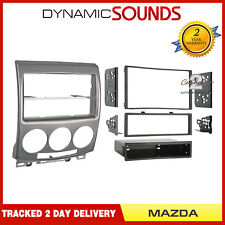 CT23MZ06 Car CD Stereo Double Din Fascia Panel Fitting Kit For Mazda 5 2005-2010