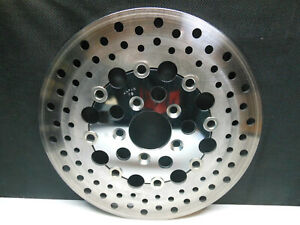 Russell Front Satin Stainless Steel Disc Brake Rotor R47000