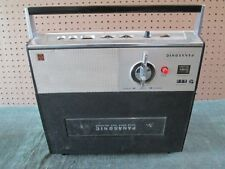 Vintage 1967 Panasonic RQ-501S Solid State Reel-to-Reel Tape Recorder AC DC