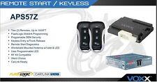 Prestige Aps57Z Remote Start & Keyless Entry w/ Basic Security 1 Way Aps57E