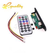 Wireless BT 12V MP3 WMA Decoder Board Audio Module USB TF Radio For Car ATF
