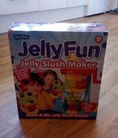 John Adams Jelly Fun Jelly Slush Maker New NEW UNUSED COOKING FUNFOR KIDS 5+