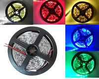 5M SMD 5050 LED Leiste Lichterkette Band Schlauch Streifen Strip DC24V 300 LEDs