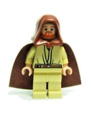Lego Qui-Gon Jinn 7665 Light Flesh Episode 1 Star Wars Minifigure