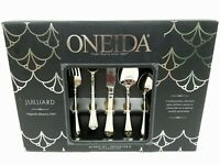 Oneida Julliard 45 Piece Flatware Set Service for 8 18/10 Stainless Steel New