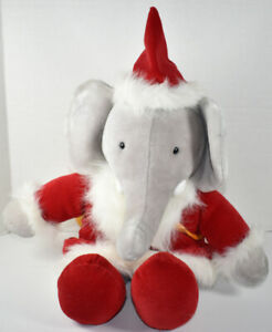 Vintage APPLAUSE BABAR FATHER CHRISTMAS Limited Edition PLUSH SANTA 4044 of 5000