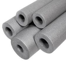 Grey Foam Pipe Insulation / Tube Lagging Wrap Roll Copper Pipe Lag