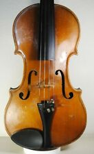 Old violin (100 years old) Strad model in perfect immediately playing condition