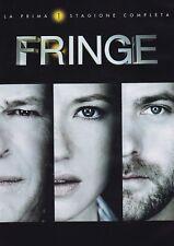 FRINGE - STAGIONE 1 (7 DVD) COFANETTO PRIMA SERIE COMPLETA WARNER HOME VIDEO