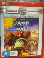 Warhammer 40000: Dawn Of War pc dvd