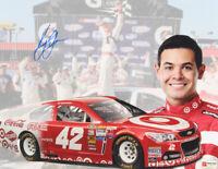 NEW! Kyle Larson 11x14 Poster Signed Target Car NASCAR RACING Photo Autographed