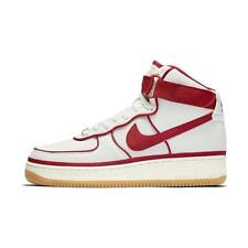 Size 7.5/9/12.5/13/14 Nike Air Force 1 High 07 LV8 806403 101 Red Sail BoneWhite