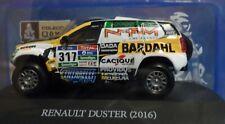 Dakar rally Renault Duster 2016  1/43 Brand new in box