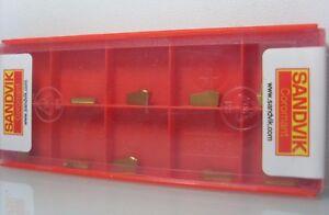 10X SANDVIK N151.2-200-5E 235  WENDESCHNEIDPLATTEN CARBIDE INSERTS