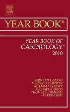 Year Book of Cardiology 2010, 1e (Year Books) by Gersh MB  ChB  DPhil  FACC, Be