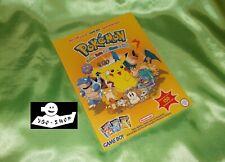 Pokemon Offizielle Game Boy Spieleberater GeLbE RoTe BlAuE rot gelb Lösungsbuch