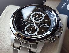 Orologio Cronografo Uomo Seiko Men's Chrono 1/10 Sec. Cal. Seiko 4T57..R – NUOVO