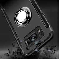 For Samsung Galaxy Note 8 Case Hybrid Shockproof Magnetic Rugged Silicone Cover