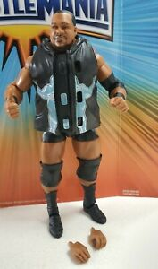 wwe mattel series elite 82 Keith lee brand new removed from package