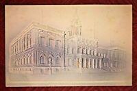 7 x 1903-1924 Vintage Postcards 5 used + 2 unused NYC Albany PA