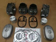 Ural 650 Engine Big set (cylinders, heads, pistons, rings, cover, gaskets) NEW