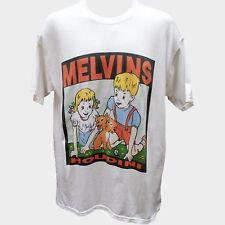 MELVINS PUNK ROCK HARDCORE METAL T-SHIRT clutch nebula meat puppets S-3XL