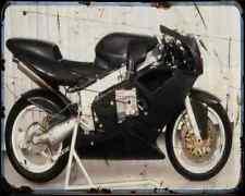 Bakker Bmwr1100S 02 A4 Photo Print Motorbike Vintage Aged