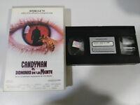 Candyman Il Dominio de La Mente Bernard Rose - VHS Horror Castellano