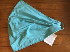 New Handmade USA Baby Wrap Ring Sling Baby Carrier Maya Turquoise Blue 2